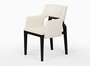Gallatin Dining Arm Chair